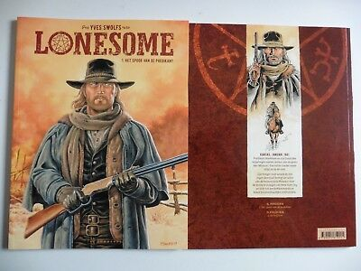 Lonesome .nr 1 sc Mei  2018