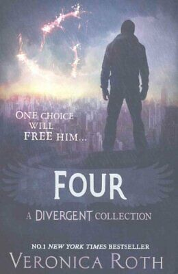 Divergent Series Box Set (Books 1-4) by Veronica Roth 9780008175504 | Brand New