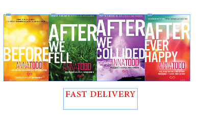 After We Collided -After We Fell -After Before - After Ever Happy(ebook,pdf,epub