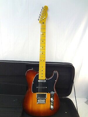 FENDER TELECASTER ELECTRIC Guitar Made in Mexico Blue MX10 - $368 32