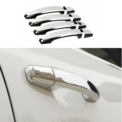 Stainless Steel  Door Sill Scuff Plate Cover Guard For Chevrolet Captiva 2013-18