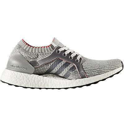 db0afc40c adidas Performance Womens UltraBoost X Running Sports Lace Up Trainers -  Grey