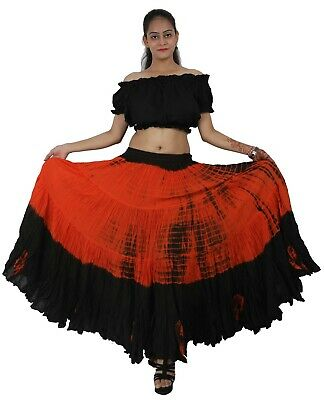 0b17d843e PINK EGYPTIAN BELLY Dance Skirt. Made In Egypt. One Size. - EUR 16 ...