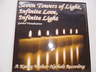 Seven Towers of Light, Infinite love, infinite light by Kathy Welter Nichols