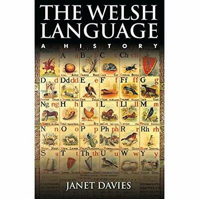 The Welsh Language: A History - Paperback NEW Janet Davies(Au 2014-03-15