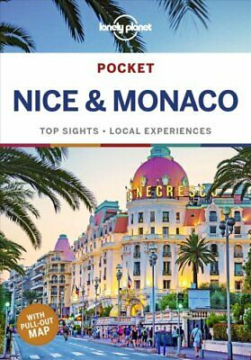 Lonely Planet Pocket Nice & Monaco by Lonely Planet 9781787016910 | Brand Ne