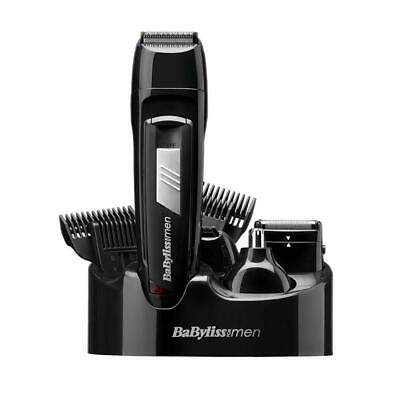 Babyliss BA-7056CU 8-in-1 Rechargeable Grooming Kit For Men