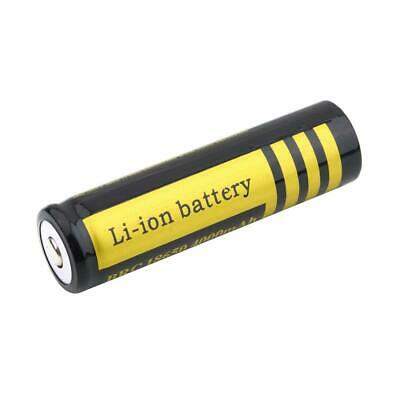 18650 4000mAh 3.7V Rechargeable Li-ion Battery For Flashlight