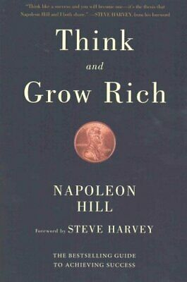 Think and Grow Rich by Napoleon Hill 9781634502535 | Brand New