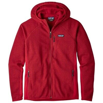 Patagonia Performance Better Sweater Hoody Classic Red 25960 CSRD/ Lifestyle