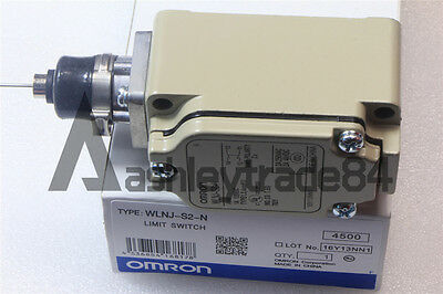 1PC New Omron Limit Switch WLNJ-S2-N