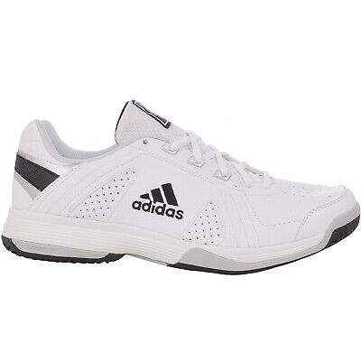 check out a08c8 53873 Adidas Performance Hommes Repsonse Approach Logo Sport Baskets Tennis -  Blanc