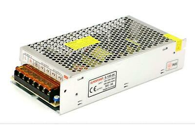 AC 100-220V to DC 24V 5A Switch Power Supply Adapter Driver for LED Strip Light