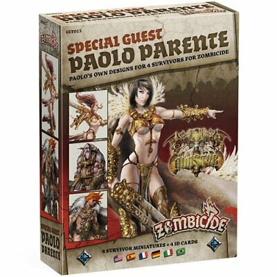 Zombicide: Special Guest Paolo Parente Board Game