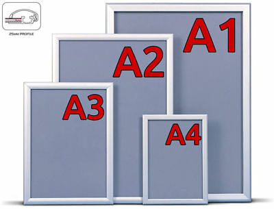 Aluminum Folding Frame Din A1 A2 A3 A4 Poster Changeable