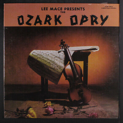 VARIOUS: Lee Mace Presents The Ozark Opry LP Sealed Country