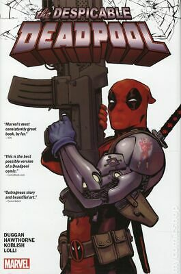 Despicable Deadpool HC (Marvel) #1-1ST 2019 NM Stock Image