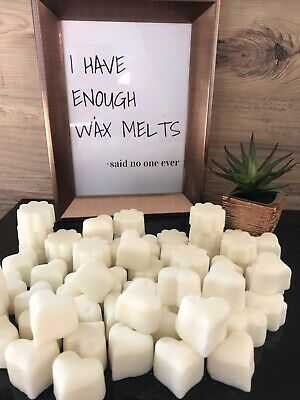 Highly Scented Eco Soy Wax Melts Handmade, Buy 5 Packets Then Choose 1 For Free