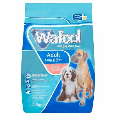 Wafcol Salmon And Potato Largegiant Breed Adult Dog Food