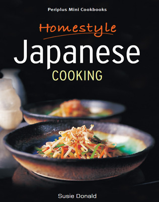 Homestyle Japanese Cooking by Susie donald (PDF)