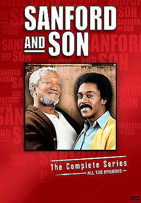 Sanford and Son - The Complete Series (DVD, 2008, 17-Disc Set) N-1942-149-011