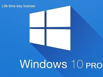 Window 10 Pro ⚡ Retail Key ⚡ License Multi Language 1 Pc