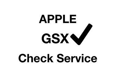 iPhone  FULL GSX imei checker