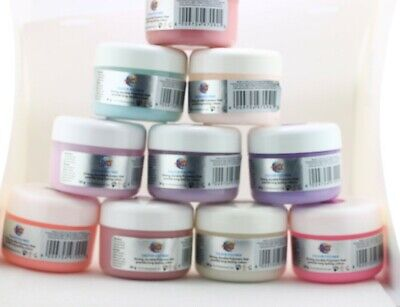 NAIL DIPPING POWDER: SNS Compatible NEW 30gm PLANET NAILS DISTRIBUTOR CLEARANCE