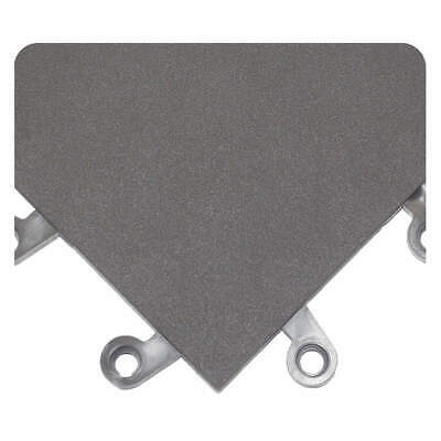 "WEARWELL Antifatigue Tiles,Charcoal,18""x18"",PK10, 568.78x18x18CH-CS10"