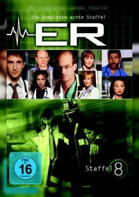 ER - Emergency Room, Staffel 08