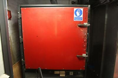 Paint curing Oven Industrial or Pyrolysis cleaning One Metre Square