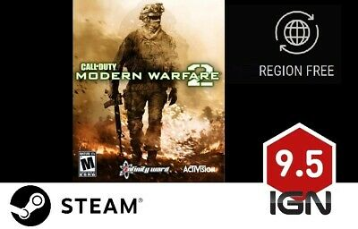 Call of Duty: Modern Warfare 2 [PC] Steam Download Key - FAST DELIVERY