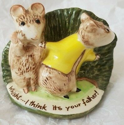 """Beswick Pig James 4"""" Missing His Musical Instrument But He Is In Tact. Pottery & Glass Pottery & China"""