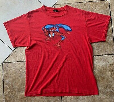 096ca559 VINTAGE MEN'S SNOOPY Peanuts New Orleans T Shirt Size Large Red ...