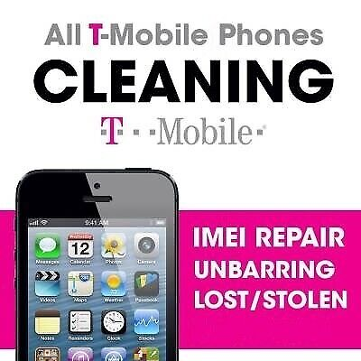 FAST T-MOBILE CLEARING UNBARRING SERVICE - All iPhones & Samsung models and more