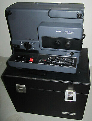 BAUER T502 Automatic Duoplay incl. original Transportkoffer
