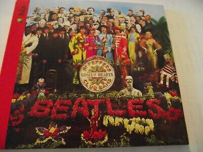 The Beatles : Sgt. Pepper's Lonely Hearts Club Band CD (1967) - soft case