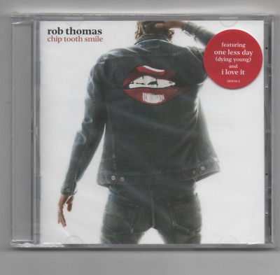 Rob Thomas Chip Tooth Smile 2019 CD One Less Day Dying Young