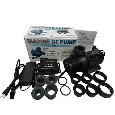 Jebao/Jecod DCP-15000 Submersible Return water Pump fr Reef Tank upgrade DCT DCS