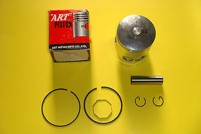 Dtmx 250  Yamaha  Type 1R7 Piston Complet Cote 0,75