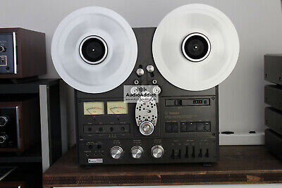 Technics RS-1506 4 Track reel tape recorder - serviced & aligned - TOP