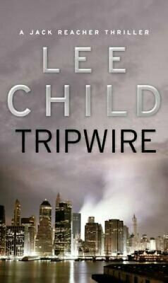 Tripwire (Jack Reacher 3) by Lee Child 9780553811858 | Brand New