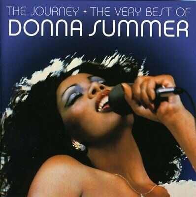 Donna Summer - The Journey - NEW 2 x CD (sealed)  Very Best Of - Greatest Hits