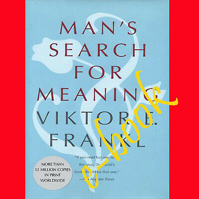 Man's Search for Meaning Viktor E. Frankl [E-BФФK]