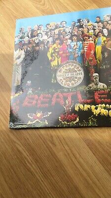 The Beatles Sgt Pepper's Lonely Hearts Club Vlnyl LP