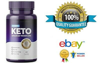 PUREFIT KETO ADVANCED WEIGHT LOSS (60 Capsules) FREE SHIPPING WORLDWIDE