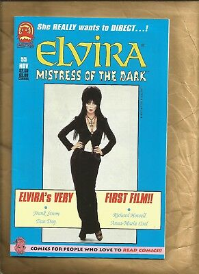 Elvira , Mistress of the dark #55 vfn- 1997 Claypool Comics US Comics Bad Girl