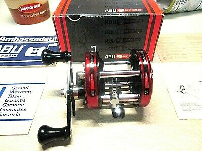 6 NOS Abu Garcia Ambassadeur 9000 1000C FISHING REEL Spool bearing Cushions 9766