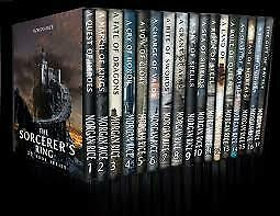 The Sorcerer's Ring Series, (AUDIOBOOKS-MP3) 1-17 Complete - Morgan Rice