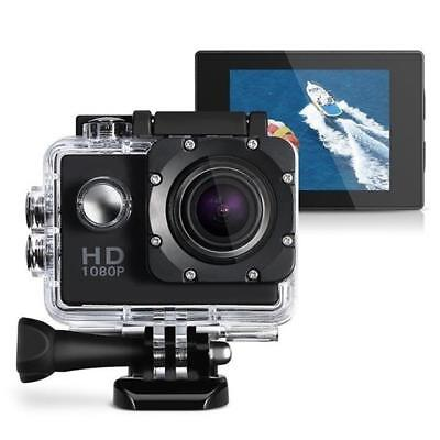 Outdoor Waterproof Camera1080P Full HD Sport Action Camcorder DVR DV